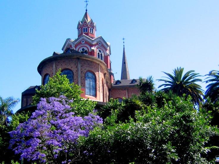 Barrio de Palermo: San Benito Abad. Buenos Aires, Argentina