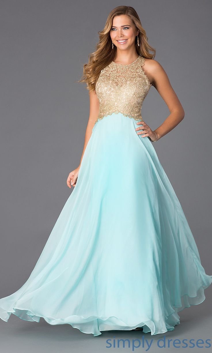 76 best Illusion Prom Dresses Modest images on Pinterest | Party ...