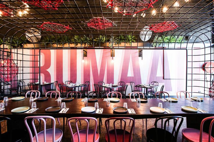 Mama Rumaan | Fine Middle Eastern Cuisine in Melbourne's CBD