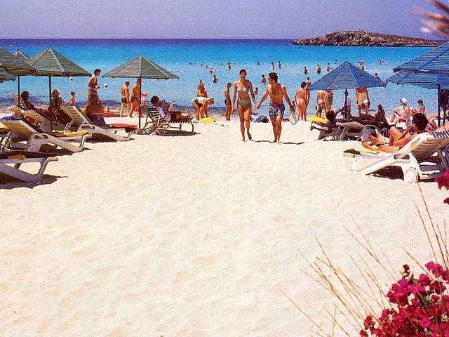 nissi beach- Ayia Napa