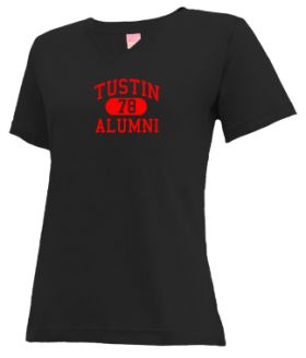 Tustin High School V-neck Shirts