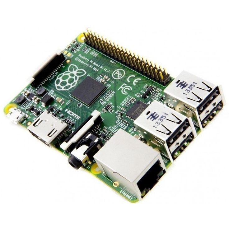New Model 512MB Raspberry Pi Model B+ Project Board Linux System Version 3 #RaspberryPiModelB