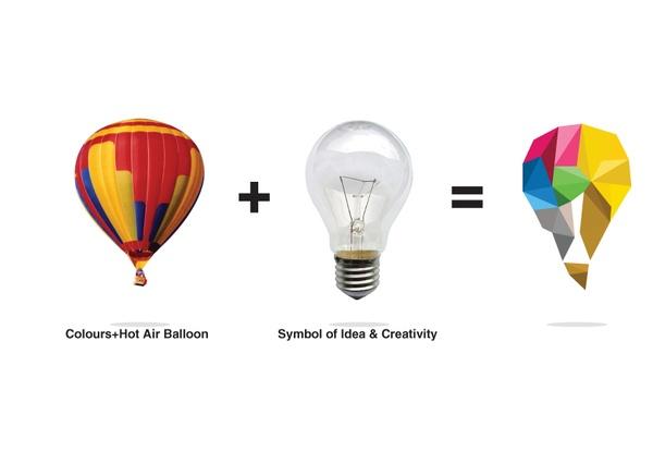 LOGO: Putrajaya International Hot Air Balloon Fiesta by Saud Ishak, via Behance
