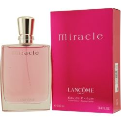 MIRACLE Perfume by Lancôme Another frangrance I LOVE! #beautyforbreastcancer #FragranceNet