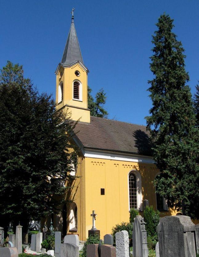 Wasserburg am Inn, Friedhofskirche