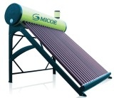 Low Pressure Solar Water Heater with Feeding Tank  http://www.made-in-china.com/