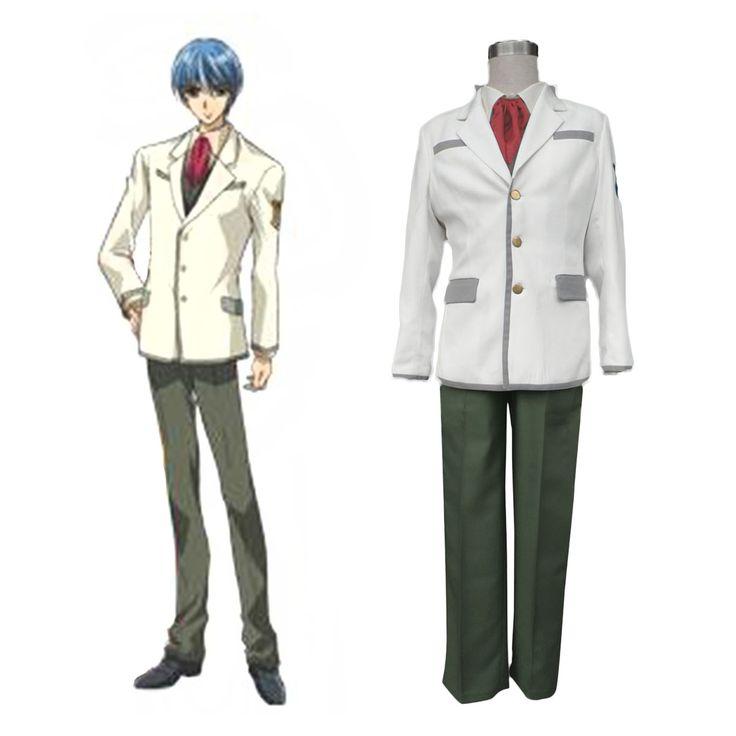 La Corda d'Oro Tsukimori Len 1ST Cosplay Costumes Deluxe Edition
