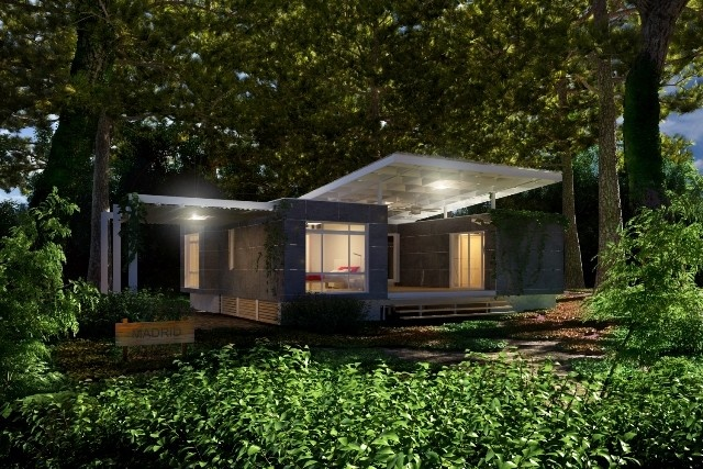 novadeko the madrid a simple but very practical 3 bedroom prefabricated container home design. Black Bedroom Furniture Sets. Home Design Ideas