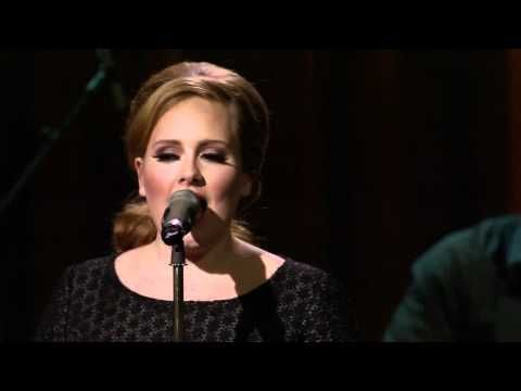 Listening to Adele's Live iTunes Festival London. She is awesome live, I wish I could see her sometime