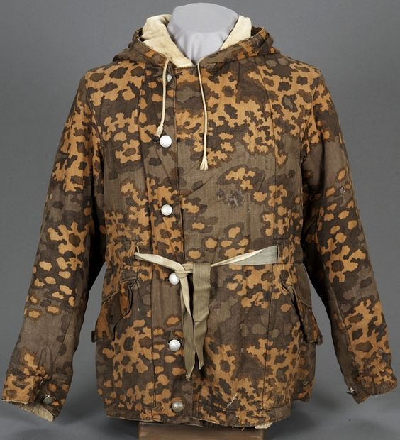 813bbe4a1af Image result for ss autumn camo eastern front Wehrmacht Uniform