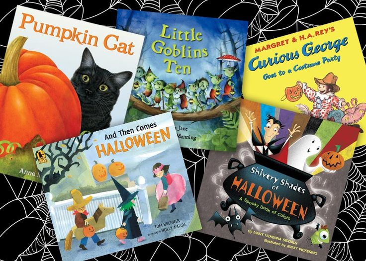 8 not so scary halloween books for kids - Halloween Kids Books