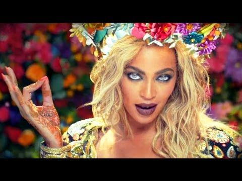 BEYONCE HYMN FOR THE WEEKEND QUEEN BEY COLDPLAY MUSIC VIDEO CULT - YouTube