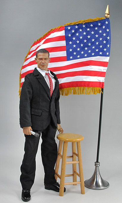 DiD US Presidential Election 2008 Barack Obama