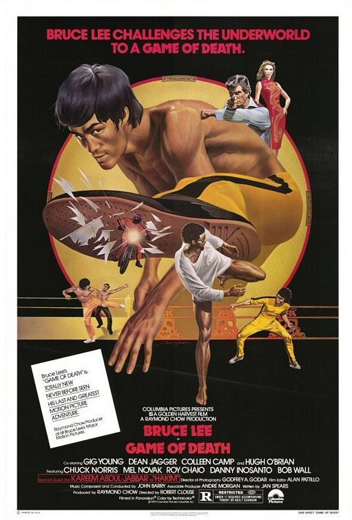 Game of Death (1978) bruce #lee #kungfu martial arts #ma
