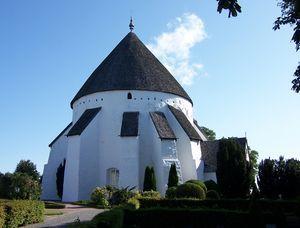 Østerlars Kirke - Bornholm - Denmark