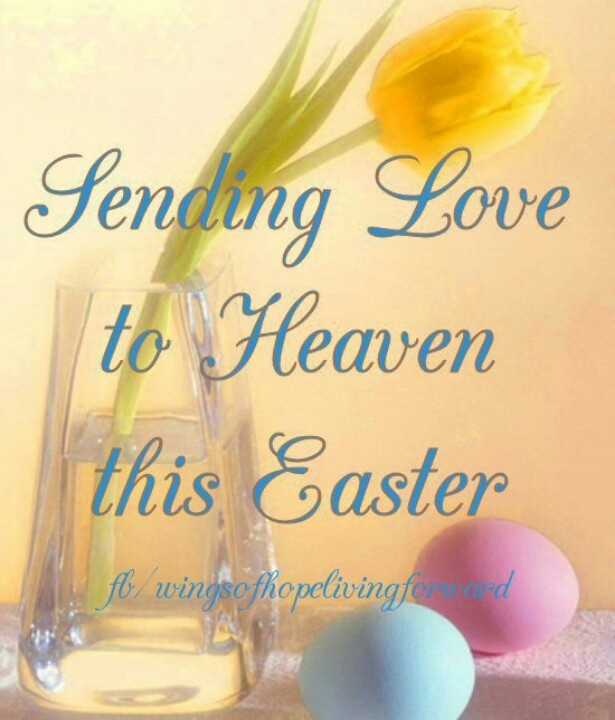To Mom At Easter 105
