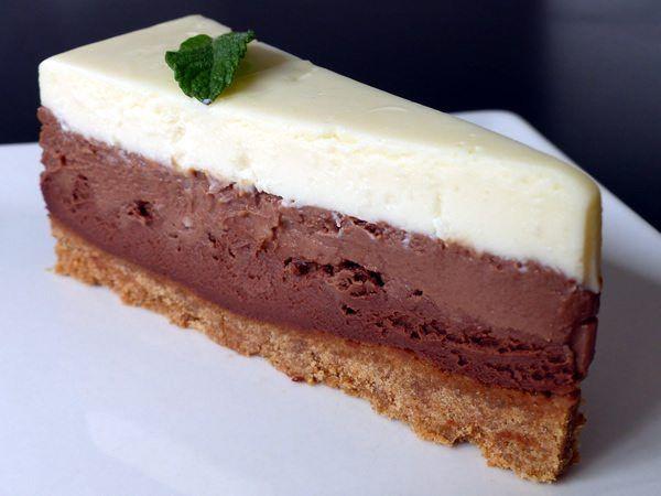 Tarta de tres chocolates en no te lo puedes perder!! Pincha en este enlace o en la foto para ver la publicación completa ahora!!