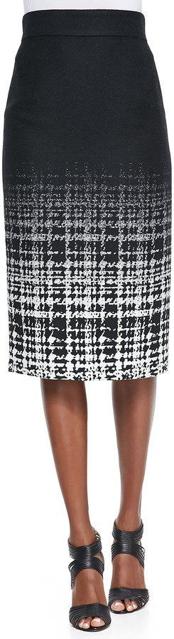Pin for Later: The Grown Woman's Guide to Mastering Plaid Raoul Fading Plaid Pencil Skirt Raoul Fading Plaid Pencil Skirt ($290)