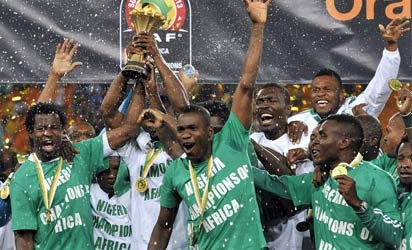 Super Chicken label won Nations Cup for us – Keshi