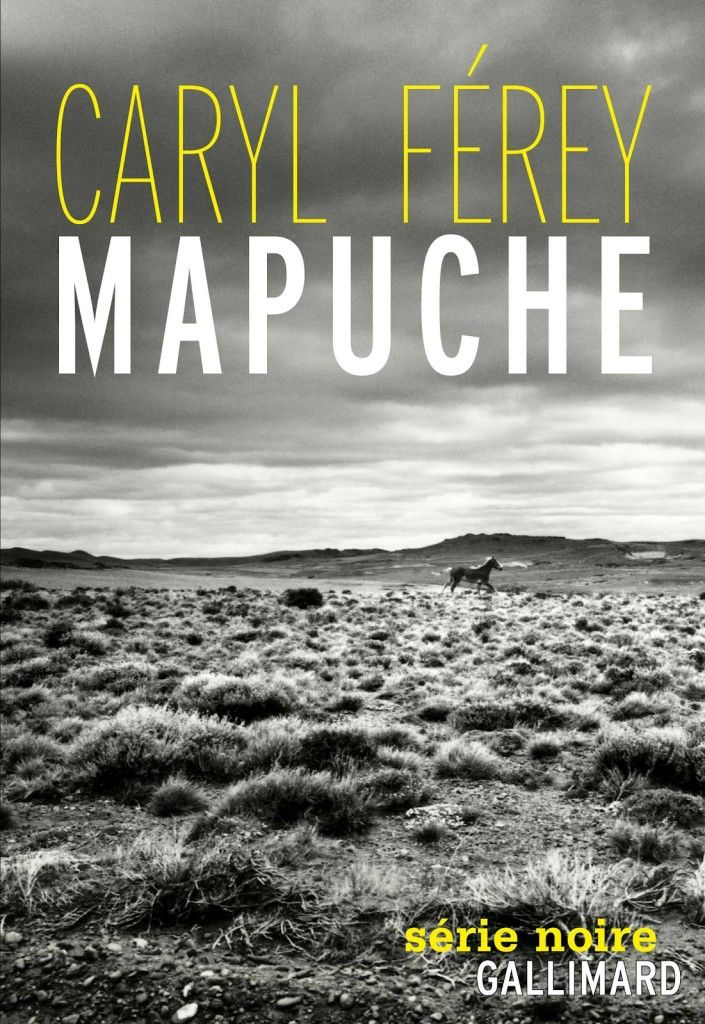 Urban Hypsteria's Holiday Goodie Bag: CARYL FEREY'S NEW BOOK: MAPUCHE