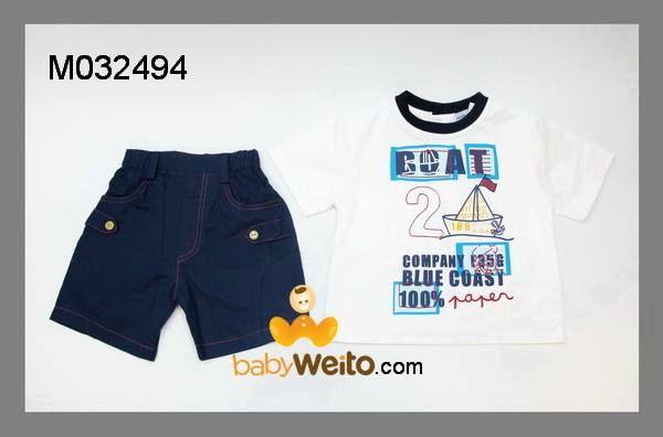 M032494  Stelan baju cowo   Warna: sesuai gambar  125*