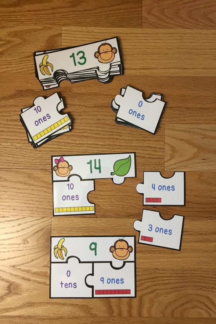 Looking for a fun teaching idea for decomposing numbers? Well look no further as Decomposing Numbers 0-19 Place Value Game Puzzles, for CCSS K.NBT.1, will serve as an exciting lesson for kindergarten or 1st grade elementary school classrooms. This is a great resource for a guided math center rotation, review exercise, small group work and for an intervention or remediation. I hope you download and enjoy this engaging hands-on manipulative activity with your students!