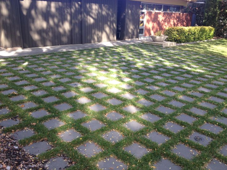 36 Best Images About Grass Driveway On Pinterest