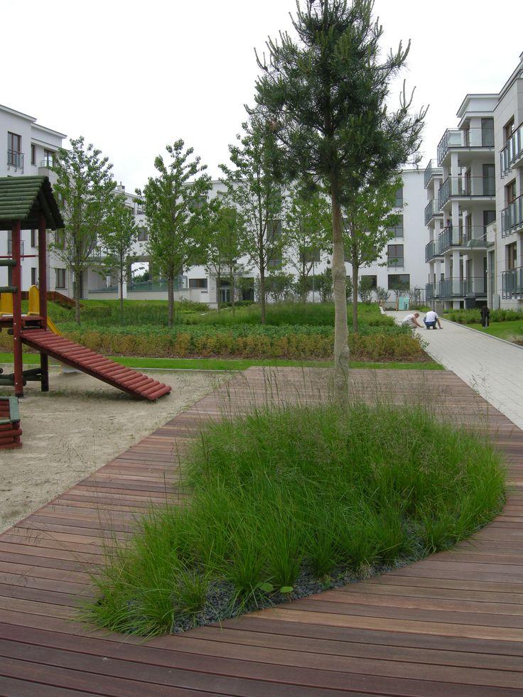 Osiedle mieszkaniowe Wzgórze Focha w Gdańsku