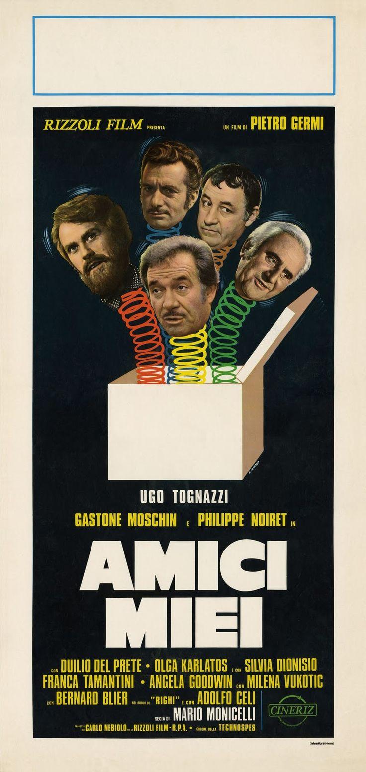 Amici miei ( Mario Monicelli), 1975 - Mes chers amis