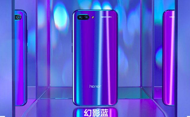 Honor 10 Launched: Specifications, Price, Availability