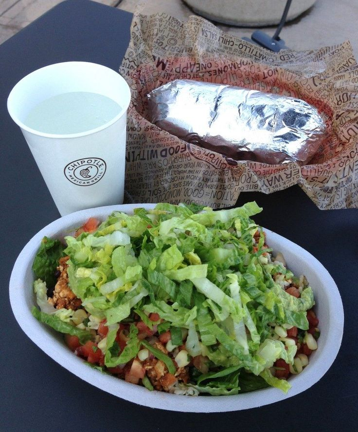 What to eat at fast food restaurants when you wan to eat healthy