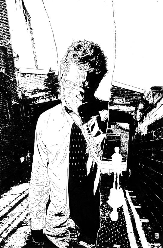 Hellblazer - ©Tim Bradstreet