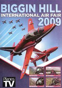 Biggin Hill International Air Fair 2009 New DVD Show Vulcan Nimrod Typhoon P-51