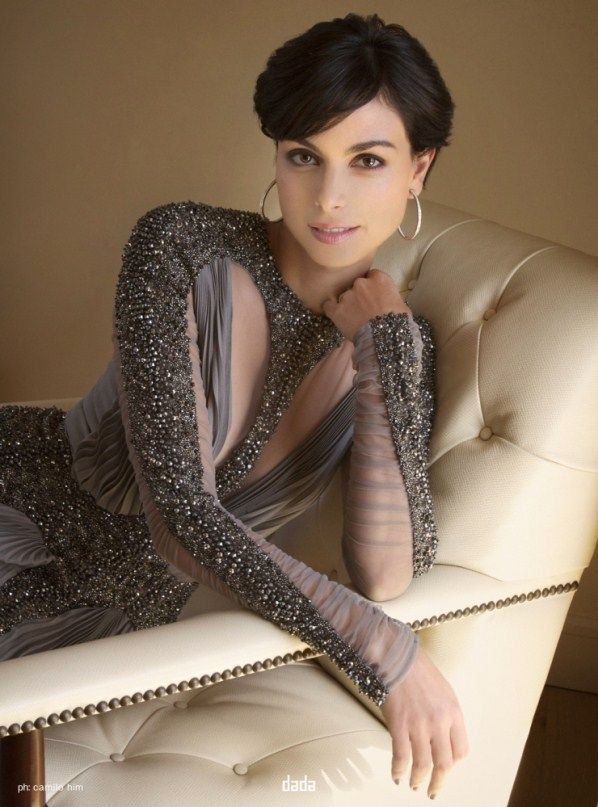 Exact morena baccarin hot question