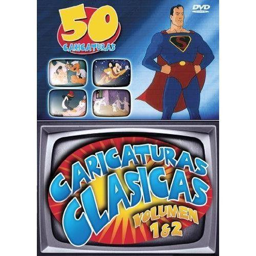 CARICATURAS CLASICAS VOLUMEN 1 & MOVIE