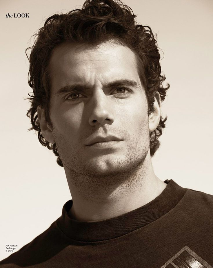 Henry Cavill Superman man of steel mariano vivanco InStyle FTAPE 00 Man of Steel: Henry Cavill by Mariano Vivanco