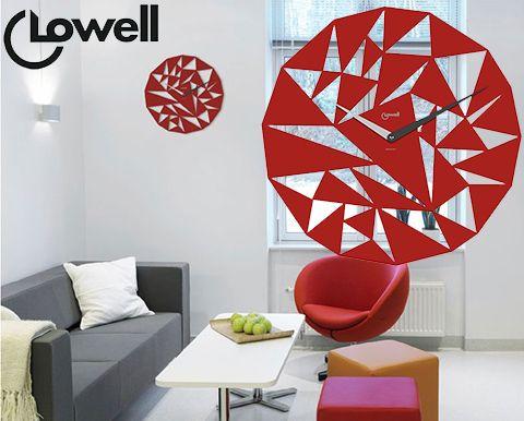 Manualità artigianale, precisione e stile in un solo orologio di #design firmato #Lowell. bit.ly/1BiAfk8