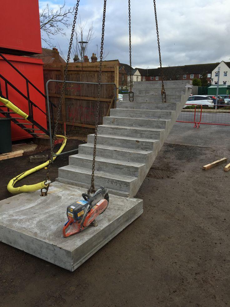 Best Of Precast Concrete Basement Steps