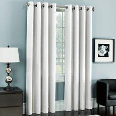 Parker Grommet Window Curtain Panels