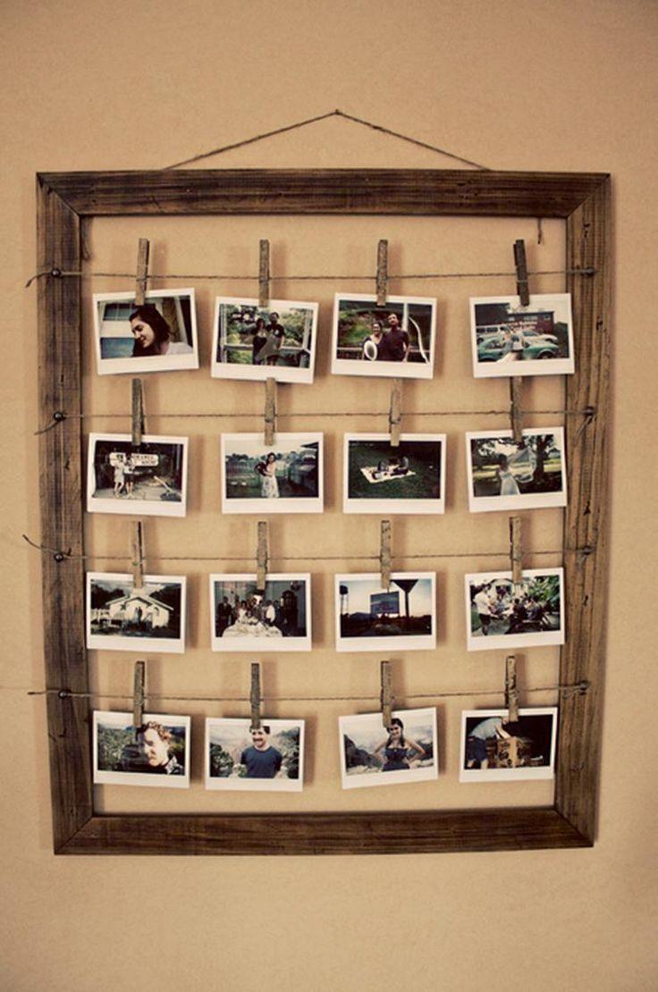 Die besten 25 geschenk beste freundin ideen auf pinterest - Foto auf holz selber machen ...