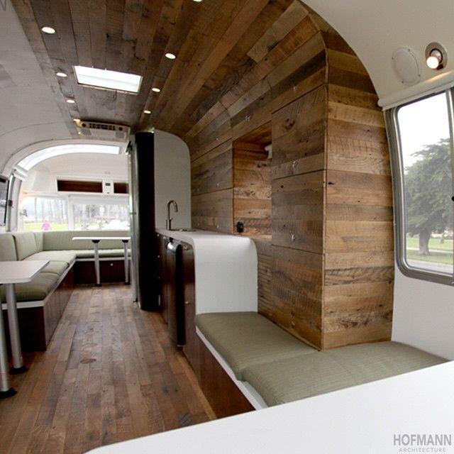 10 best Mobile Office images on Pinterest Camper van conversions