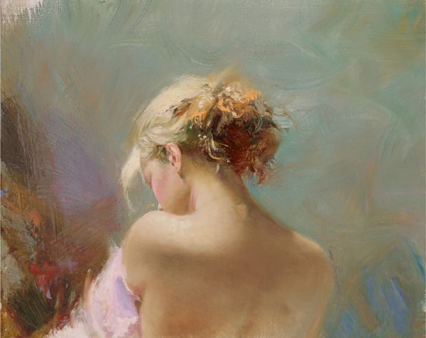 PINO ARTIST   Women in Reflection by Pino Daeni