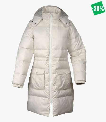 soldes Veste de randonnée femme DOWN PARKA Lafuma prix promo Lafuma Boutique 150.00 € TTC au lieu de 215.00 €