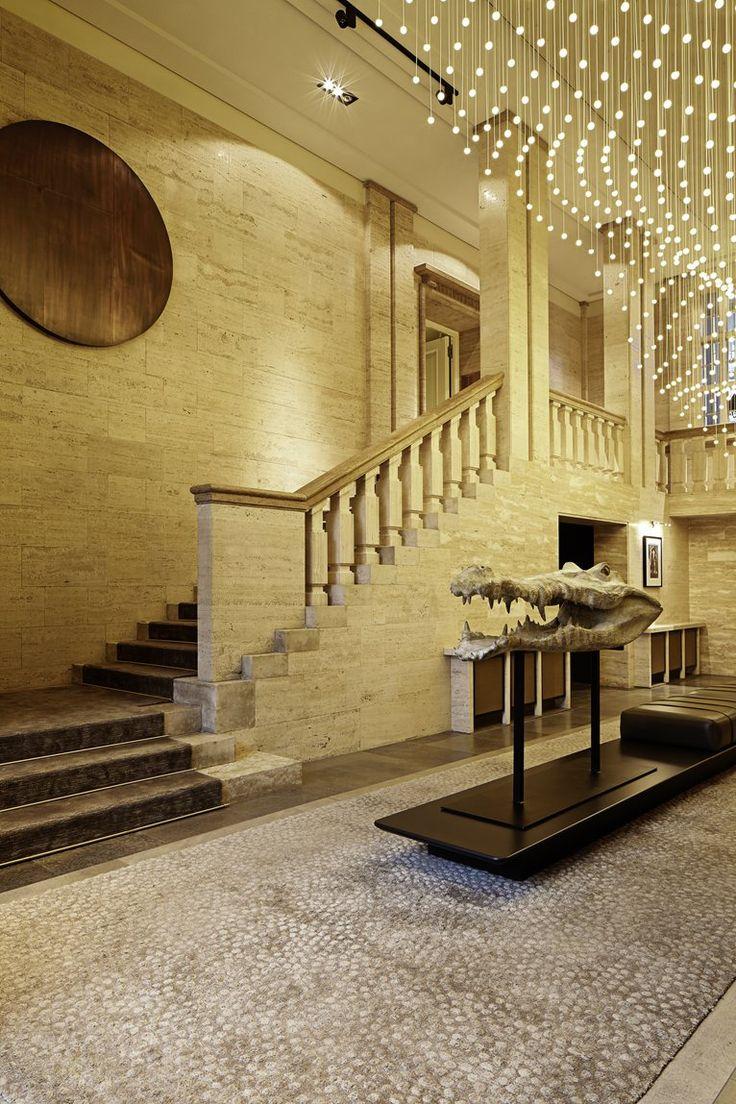 46 best interior entrance door window stairs idea for Berlino hotel design