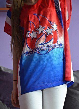 Kup mój przedmiot na #vintedpl http://www.vinted.pl/damska-odziez/koszulki-z-krotkim-rekawem-t-shirty/17510993-koszulka-w-siatke-sportowa-luzna