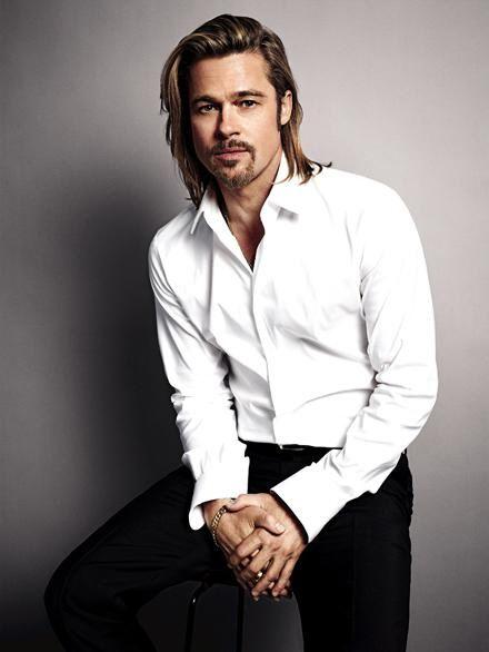 Brad Pitt pour le 5 de Chane