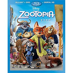 Zootopia - Click the link to place a hold on this item with your Lehi Library card number
