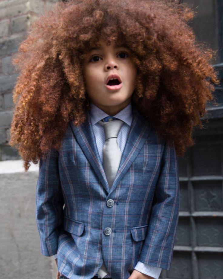 It Boy: Farouk James, um garotinho de 4 anos com muito estilo!
