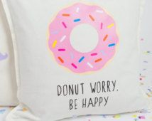 Popular items for donut worry