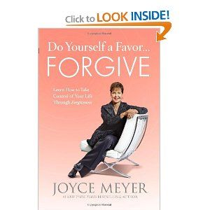 Do Yourself a Favor...Forgive.  Just started reading this...so far its EXCELLENT